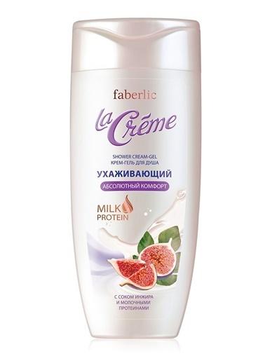 Faberlic Duş Jeli-Köpüğü Renksiz